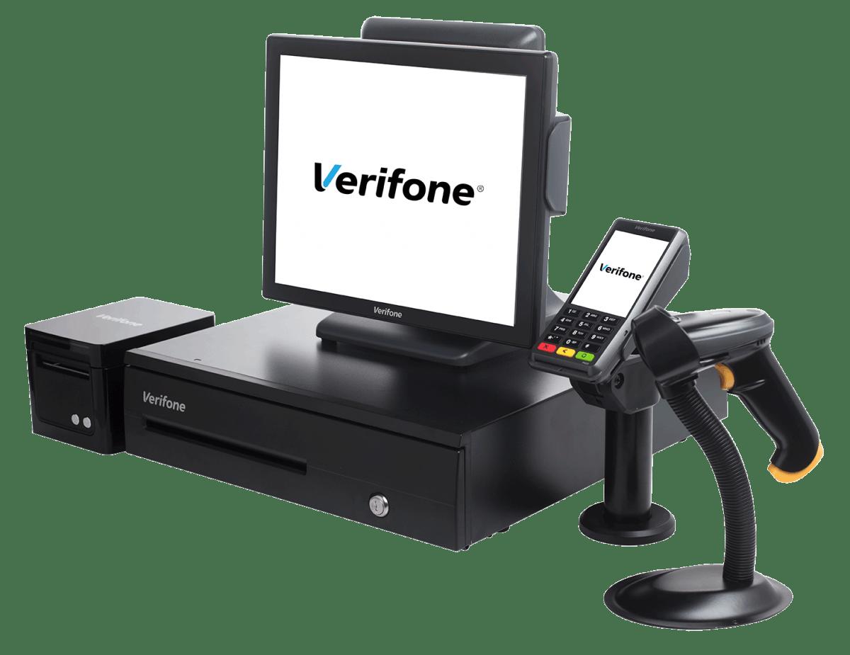 Verifone Retail 360 POS